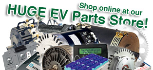 Shop Online at our HUGE EV Parts Store